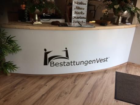 Räumlichkeiten, hell und freundlich, BestattungenVest, Recklinghausen